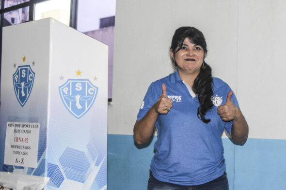 Ieda Almeida vai substituir Ricardo Gluck Paul - foto: reprodução/Flickr Paysandu