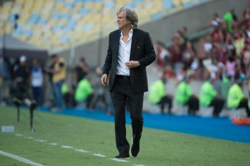 Jorge Jesus vem fazendo ótimo trabalho no Flamengo.