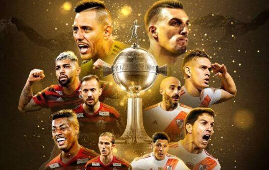 Flamengo x River Plate - Libertadores