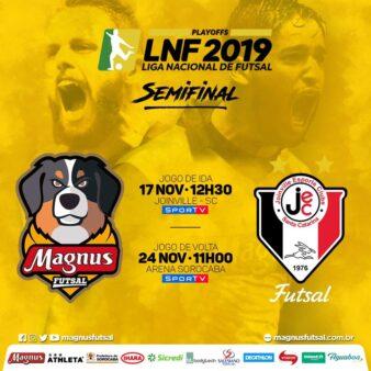 Magnus Futsal x Joinville