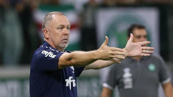 Mano Menezes Palmeiras técnicos