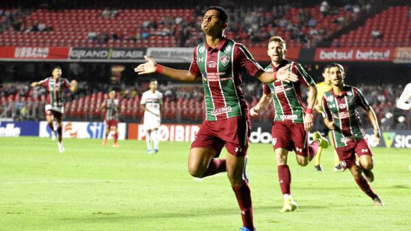 Marcos Paulo foi um dos destaques do Fluminense na reta final do Brasileirão