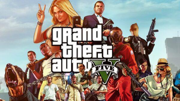 GTA 5 é um dos títulos mais lucrativos para a Take-Two