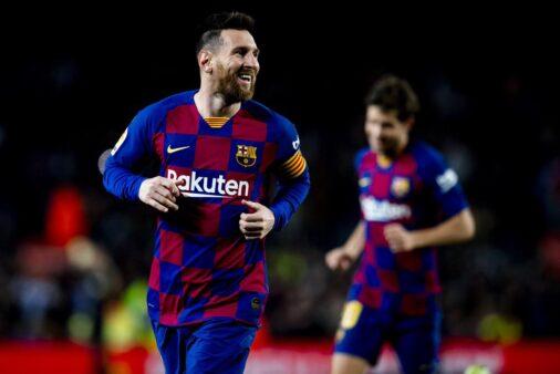 Messi, no Barcelona