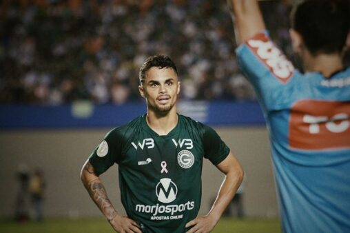 Reprodução / Facebook Oficial Goiás Esporte Clube