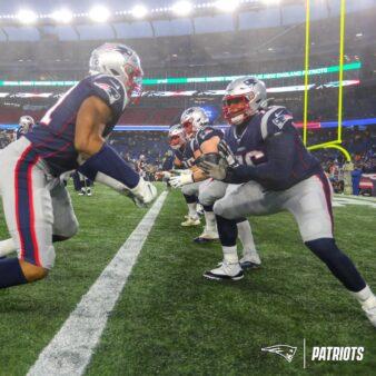 Gripe se espalhou pelo elenco dos Patriots