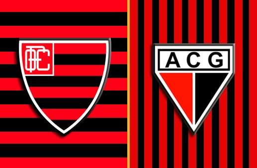 Oeste x Atlético-GO Série B