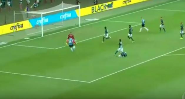 Palmeiras x Grêmio gols