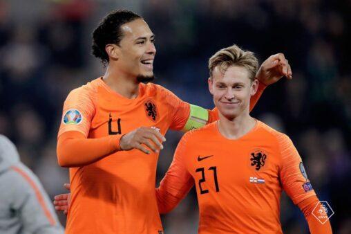 Provável escalação Holanda contra a Estônia Eliminatórias da Euro