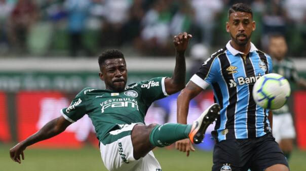 Ramires no Palmeiras