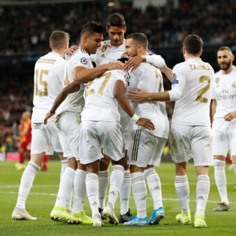 Real Madrid vem apostando na contratação de jovens.