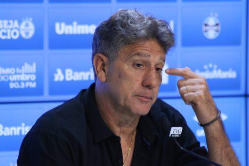 Renato Gaúcho avalia necessidade de nova pré-temporada no clube