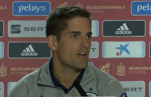 Roberto Moreno Seleção Espanhola