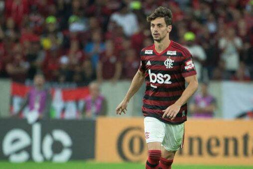 Rodrigo Caio no Flamengo