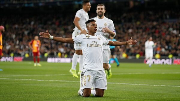 Rodrygo Real Madrid