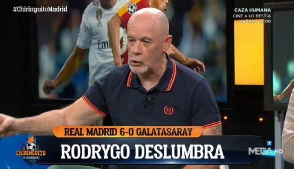 Comentarista espanhol comparou Rodrygo a Messi