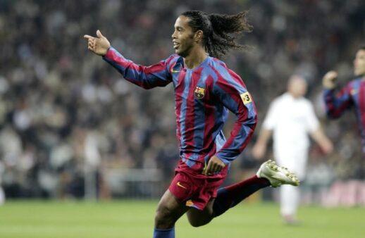 Ronaldinho Barcelona
