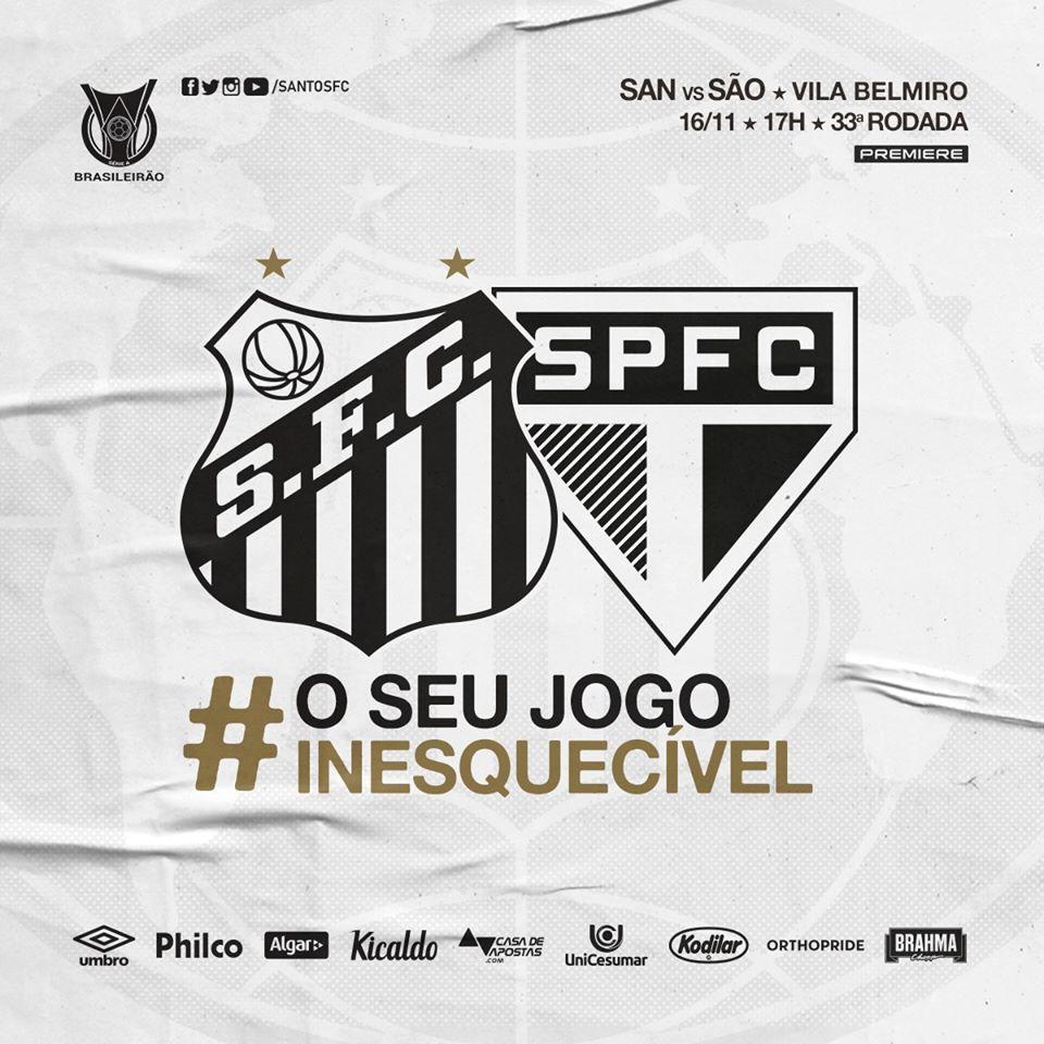 Santos x São Paulo: Saiba tudo sobre o clássico paulista do Brasileiro - Torcedores.com