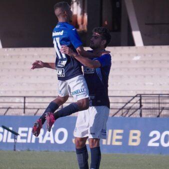 Gols São Bento x Londrina