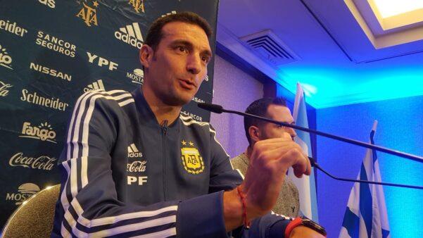 Scaloni Argentina