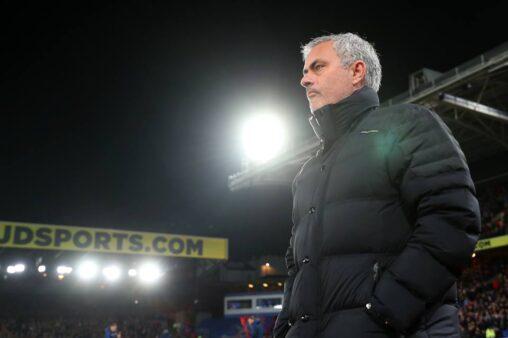 Mourinho no Tottenham