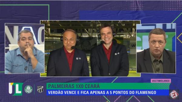 Palmeiras vitória análise da imprensa