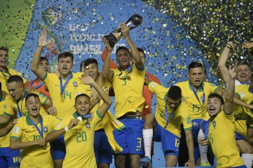 Campanha seleção brasileira Mundial sub-17