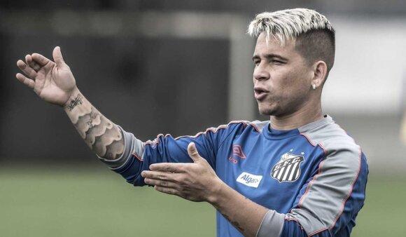 Soteldo Notícias do Palmeiras