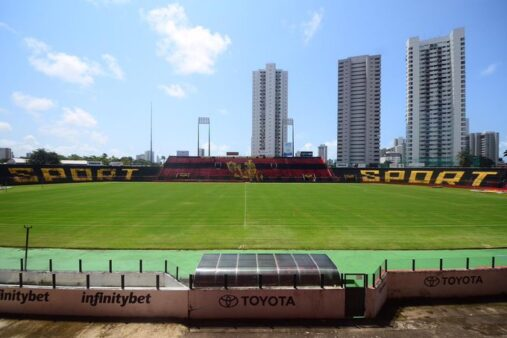 Sport x Criciúma - Campeonato Brasileiro Série B