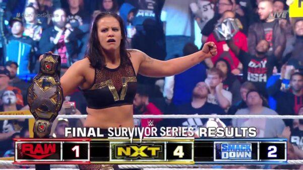 Resultados Survivor Series