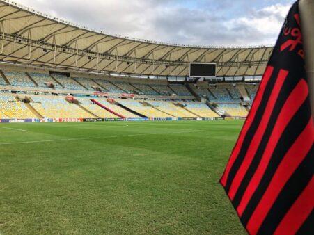 O Maracanã viveu dia histórico e teve o 'lado B' com os torcedores flamenguistas