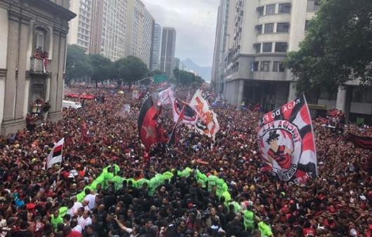 Flamengo é o clube que mais cresceu nas buscas do Google Brasil