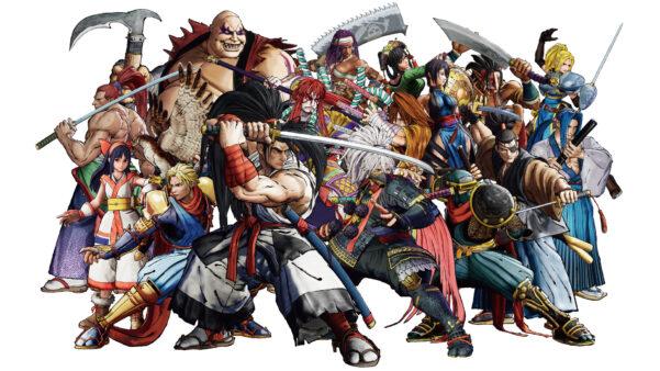 Samurai Shodown foi indicado ao prêmio de Melhor Jogo de Luta no The Game Awards 2019