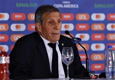 Tabárez Uruguai