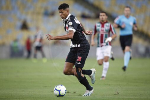 Fluminense e Vasco ficaram no empate por 0 a 0.