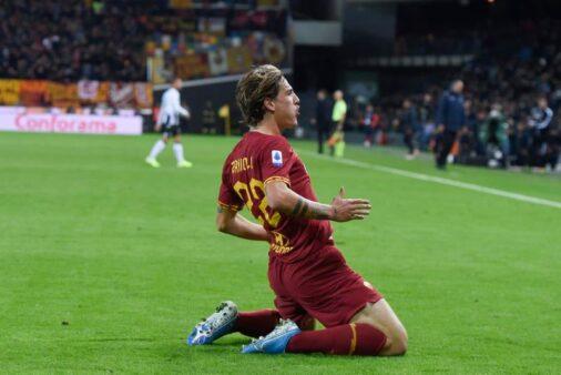 Reprodução / Facebook Oficial AS Roma