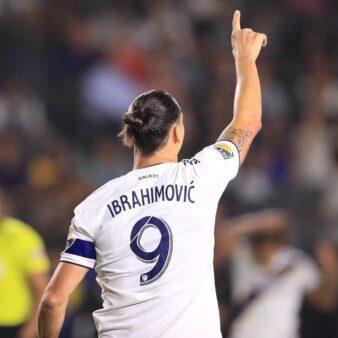 Reprodução / Facebook Oficial Zlatan Ibrahimovic
