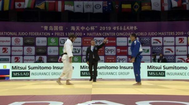 World Masters de Qingdao, na China, Judô Brasil