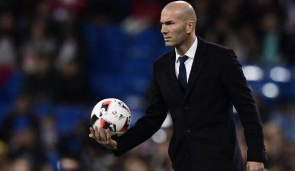 Real Madrid Zidane Valverde