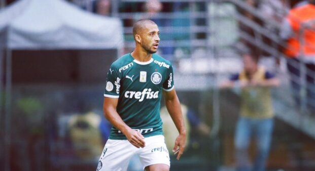 Vitor Hugo no Palmeiras
