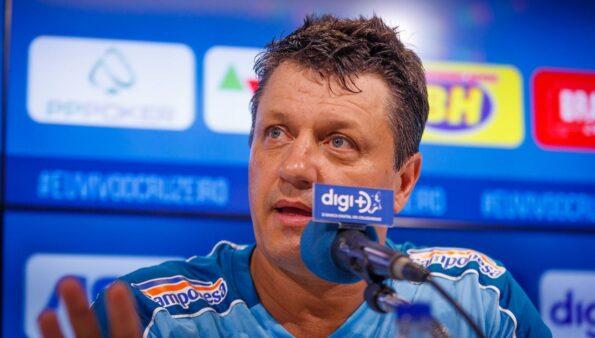 Adilson Batista rebaixamento Cruzeiro