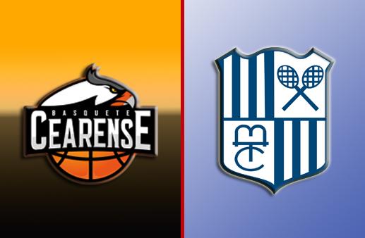 Basquete Cearense x Minas NBB