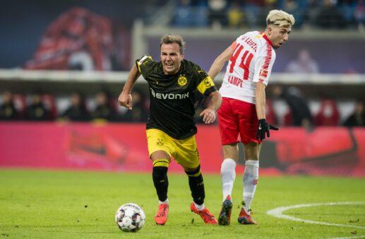 Borussia Dortmund x Red Bull Leipzig provável escalação auri-negros Bundesliga