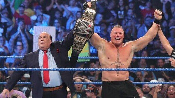 Momentos supreendentes WWE 2019