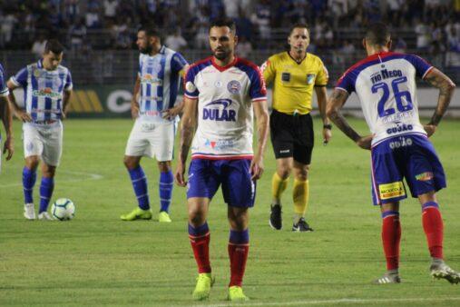 Gols CSA x Bahia