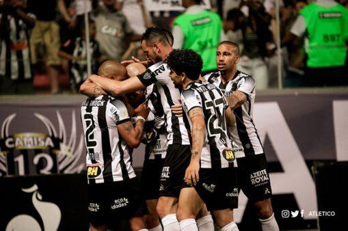 Reprodução/ Facebook oficial Clube Atlético Mineiro