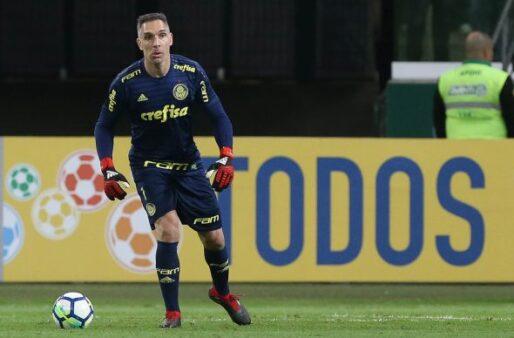 Prass saiu do Palmeiras no final de 2019.