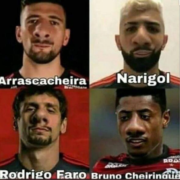 Flamengo é vice-campeão Mundial e rivais não perdoam; veja ...