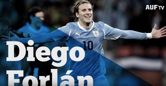 Forlán Uruguai