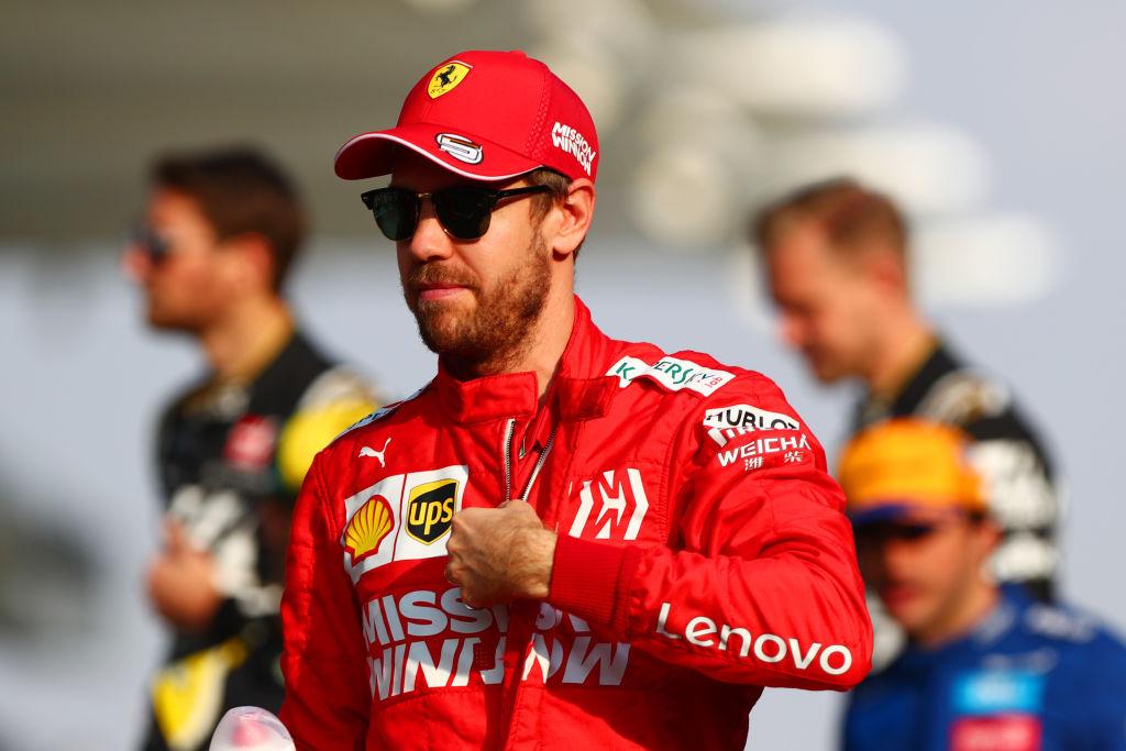 Sebastian Vettel Homepage